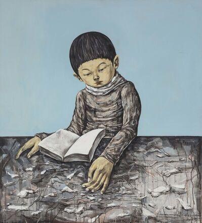 Li Jikai 李继开, 'Reading boy', 2013