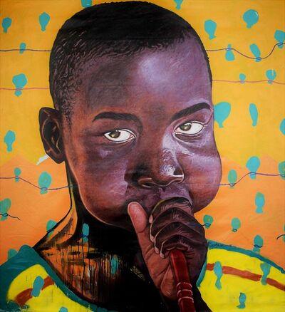 Kwesi Botchway, 'Vuvuzela', 2019