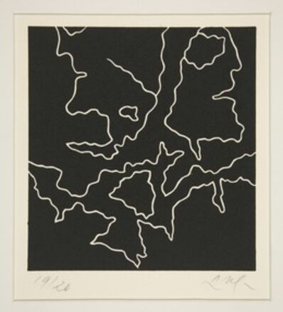 Hans Arp, 'Composition', 1942