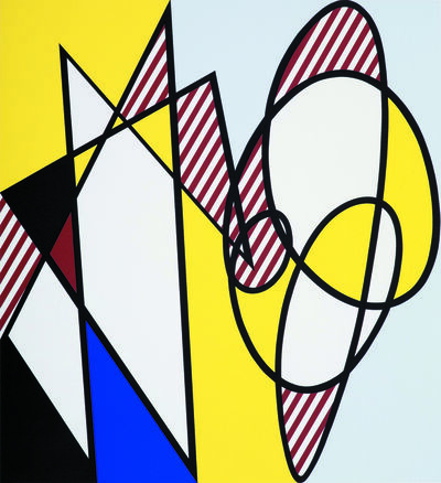 Roy Lichtenstein, 'Best Buddies'