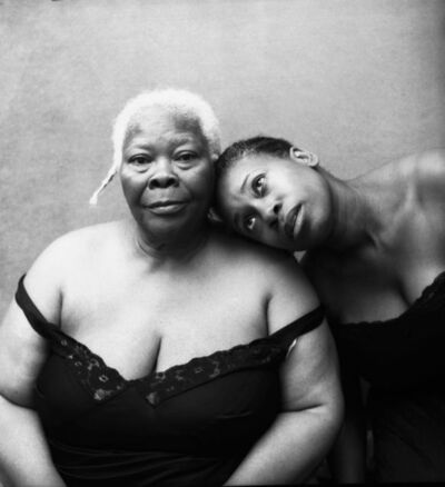 Marcia Michael, 'Portrait of Mother and Daughter ', 2009