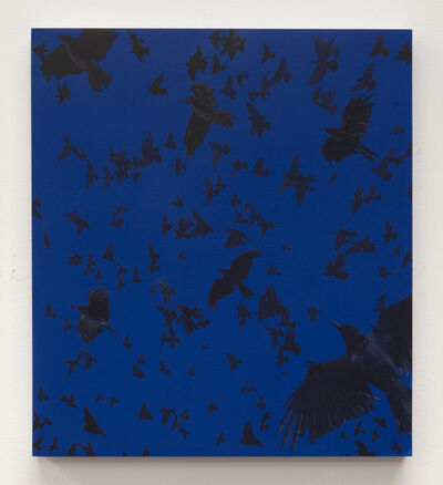 Saad Qureshi, 'The Blue Hour IV', 2020