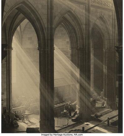 Josef Sudek, 'Svaty Vit (Saint Vitus) (fifteen photographs)', 1928