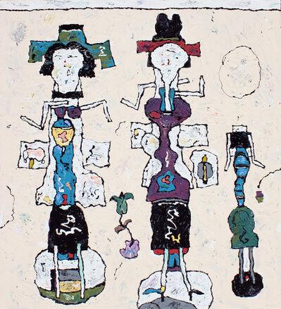 Alden Mason, 'Southwest Totem', 2001