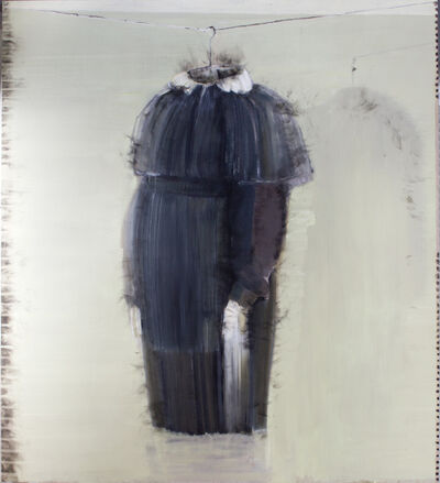 "Jonas Gasiūnas, '""A School Dress""', 2017"
