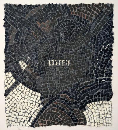 Annabel Daou, 'listen', 2019