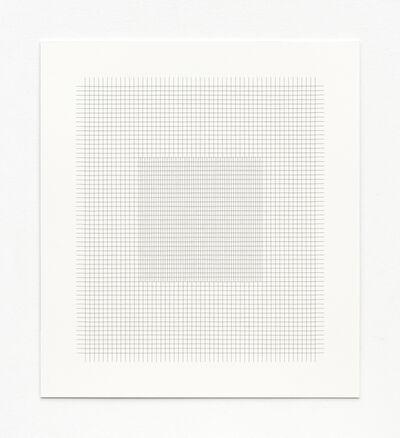 Hadi Tabatabai, 'Thread Drawing 2012-21', 2012