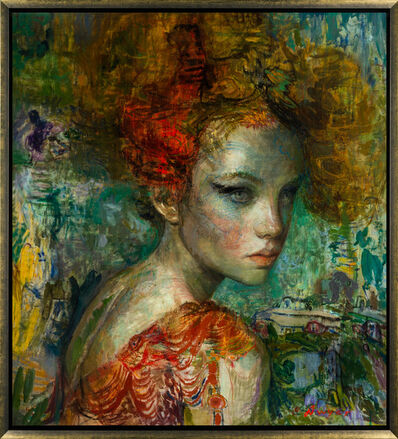 Charles Dwyer, 'The Red Dress', ca. 2019