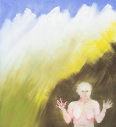 Miriam Cahn, 'gezeichnet', 2015