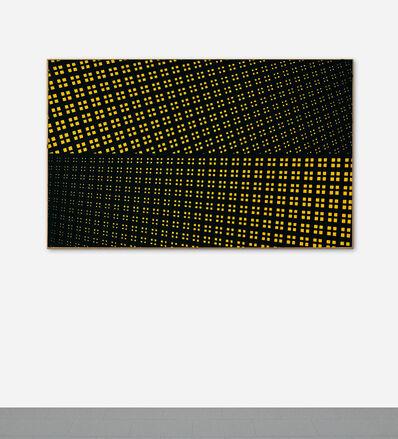 Mario Nigro, 'Dallo spazio totale: contrasti opposti', 1954, 1959, 1961