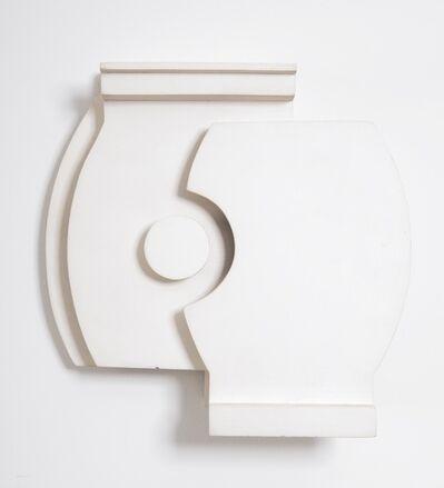 Eduardo Ramírez -Villamizar, 'White Relief N.° 2', 1966