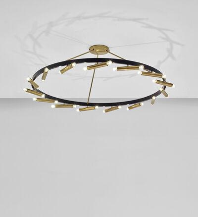 Gino Sarfatti, 'Ceiling light, model no. 2068', circa 1952