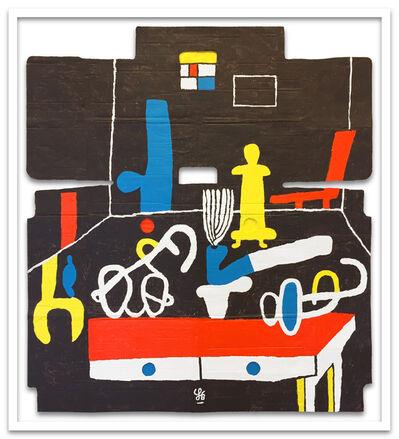 Soeren Behncke, 'L'Atelier De Mondrian', 2017