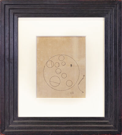 "Francis Picabia, 'Study for ""Danseuse Jasmine"" (antipyrine)', ca. 1920"
