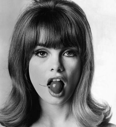 William Helburn, 'Jean Shrimpton Radish', 1964