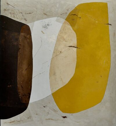 Richard Nott, 'Iris Yellow', 2018