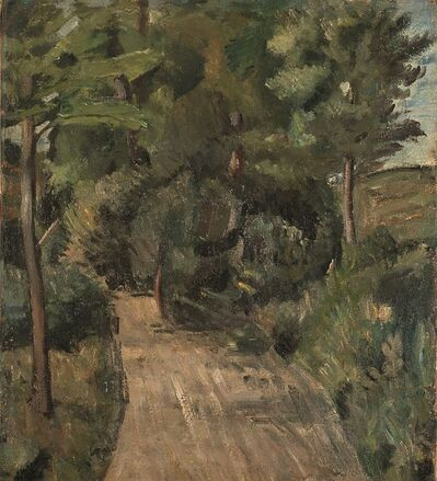 Mauro Reggiani, 'Paesaggio', 1928