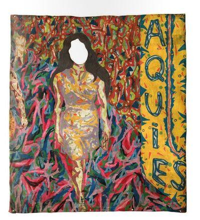 Wilson Diaz, 'Aquí es', 1988