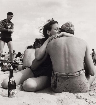 Morris Engel, 'Coney Island Embrace NYC', 1938