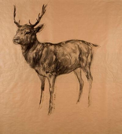 Nicola Hicks, 'Stag ', 2009
