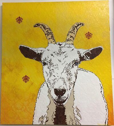 Yvette Buiges, 'Goat', 2013