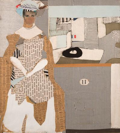 Conrad Marca-Relli, 'Waiting (L-10-81-82)', 1981-1982