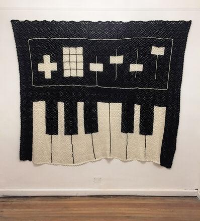 Mariano Ullua, 'keyboard', 2017
