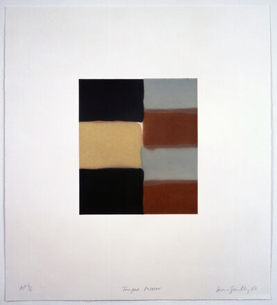 Sean Scully, 'Tampere Mirror', 2003