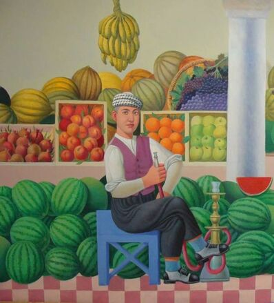 Faisel Laibi Sahi, 'The Grocer', 2018
