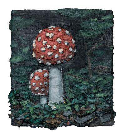 Kent Dorn, 'Two Mushrooms', 2014