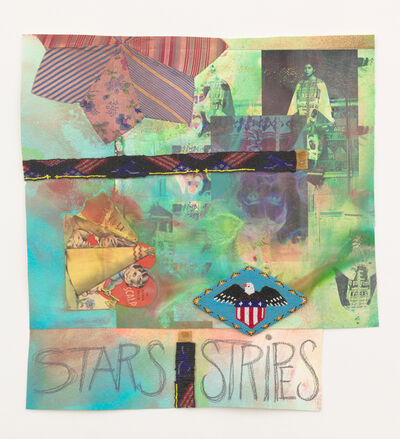 Jeffrey Gibson, 'Stars & Stripes', 2020