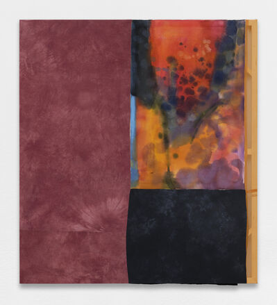Lauren Luloff, 'Untitled (Rich colors)', 2018