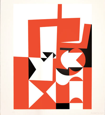 Anthony Hill, 'Jeux ', 1951-1983