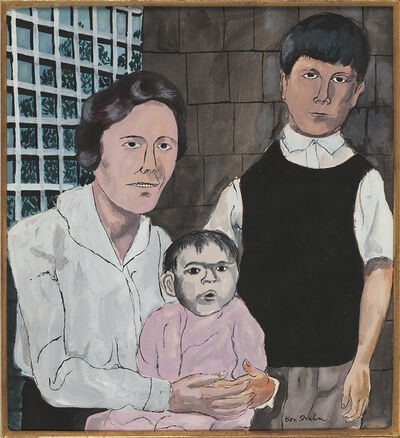 Ben Shahn, 'Sacco's Family After the Verdict ', 1931-1932