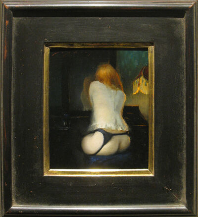 Jeremy Lipking, 'Reflection', 2013