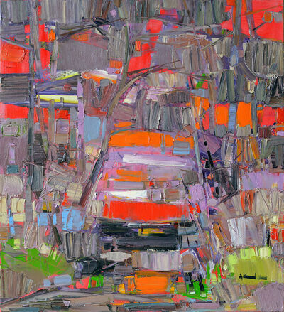 ARVYDAS KASAUSKAS, 'Composition 4', 2019