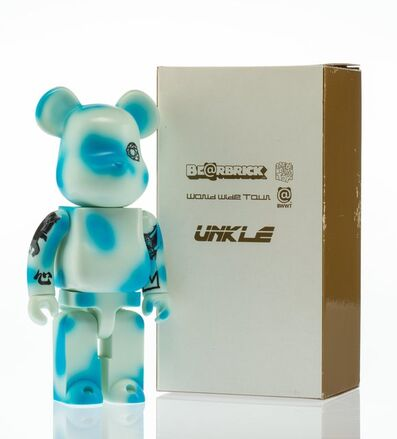 BE@RBRICK X World Wide Tour, 'Unkle 400%', 2004