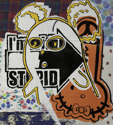 Michael Miller, 'I'm With Stupid', 2009
