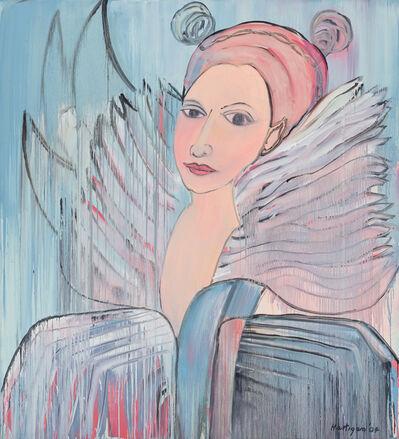 Grace Hartigan, 'Tatiana', 2004