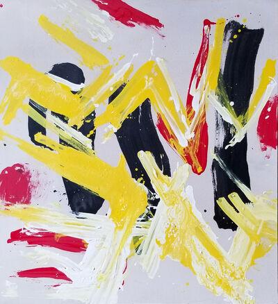 Francine Simonin, 'Free Jazz - Yellow I', 2006