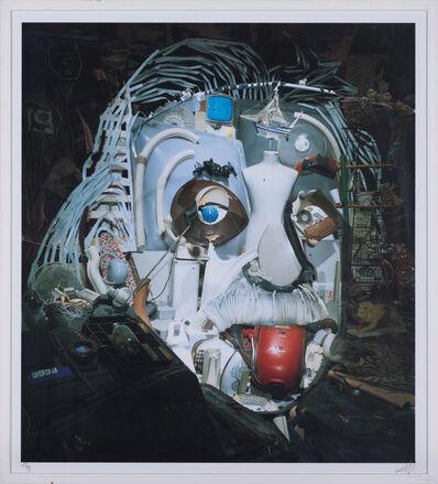 Bernard Pras, 'Albert Einstein', 2000