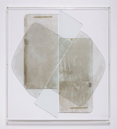 Anneke Eussen, 'Only a stubbornly persistent illusion (01)', 2020