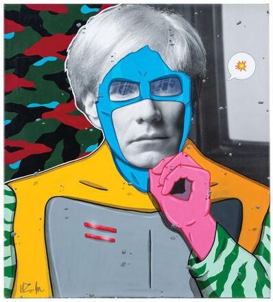 Karen Bystedt, 'Andy Superhero Pop', 2014