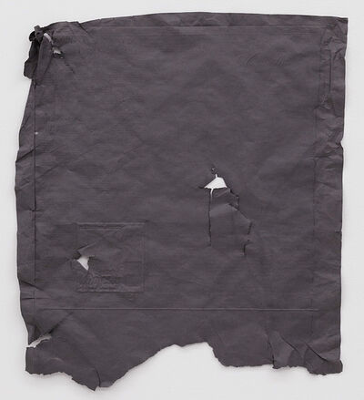 Bethany Collins, 'April 16, 1963 (2)', 2017