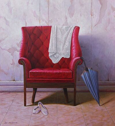 Avi Belaish, 'Red Chair ', 2017