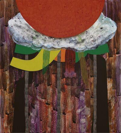 Carrie Moyer, 'Cosmic Shiva', 2021
