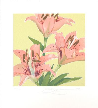 Gary Bukovnik, 'Tiger Lily Study', 1998