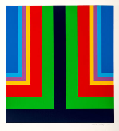 Howard Mehring, 'Untitled ', 1970