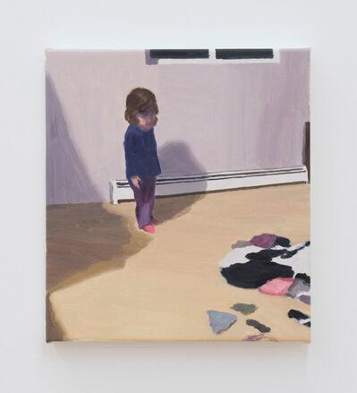 Roger White, 'Leni Standing', 2017