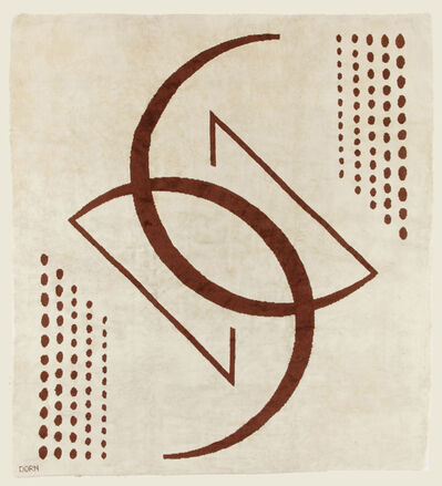 Marion Dorn, 'Carpet', ca. 1930